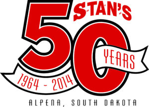 legacy for Stan's 50 years