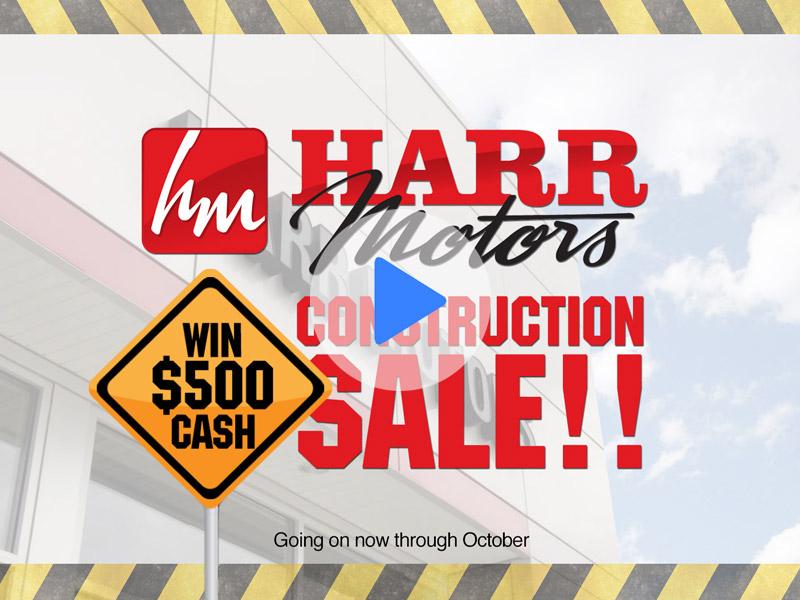 Tv Commercial Harr Motors Aberdeen South Dakota