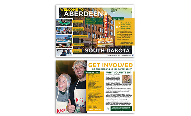 presentation college aberdeen south dakota Located in aberdeen, south dakota, presentation college is a small four year private college offering undergraduate programs the school has a religious affiliation.