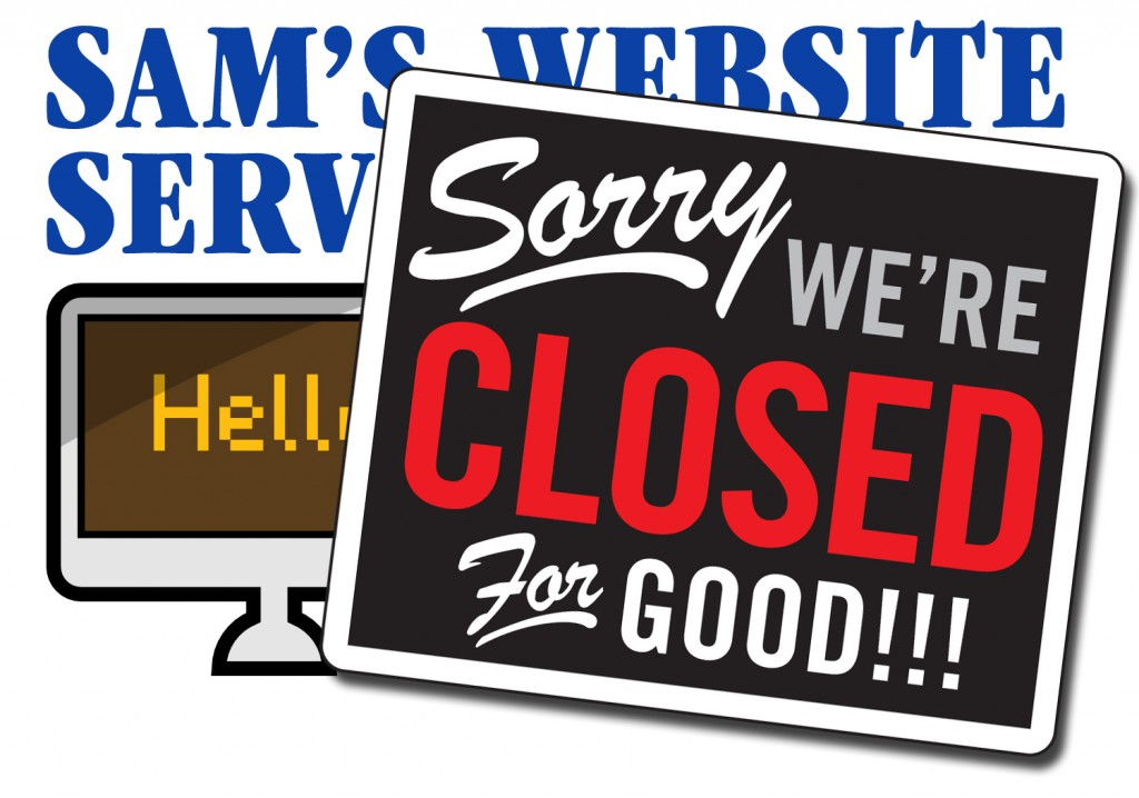 closed graphic