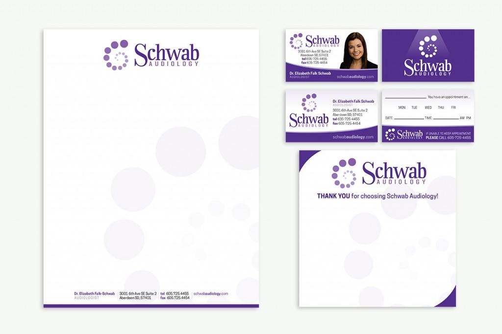 Schwab Audiology Brand Development