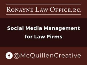 Ronayne Law Office on Facebook