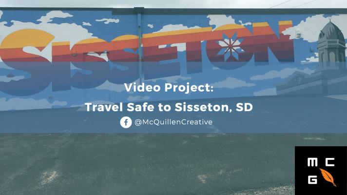 Sisseton, SD social media Video Project in South Dakota