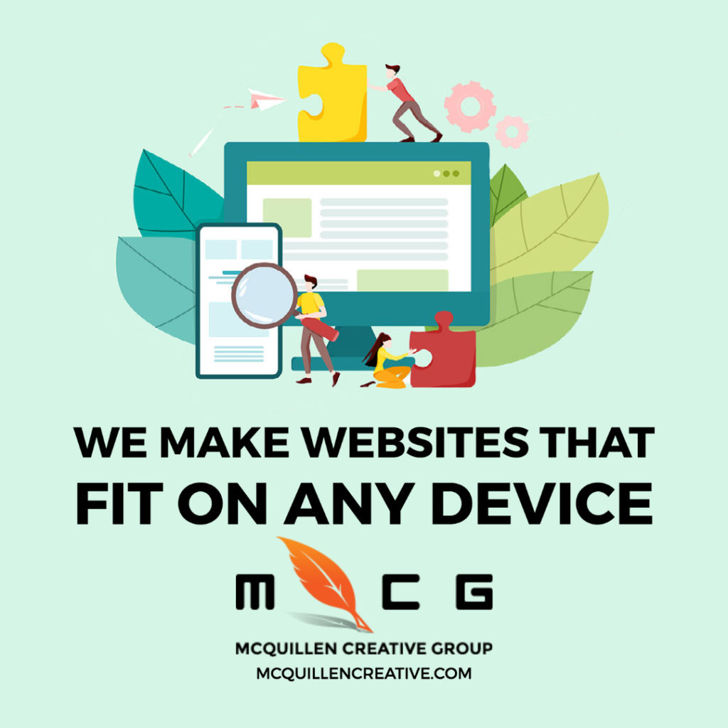 Responsive design for any device