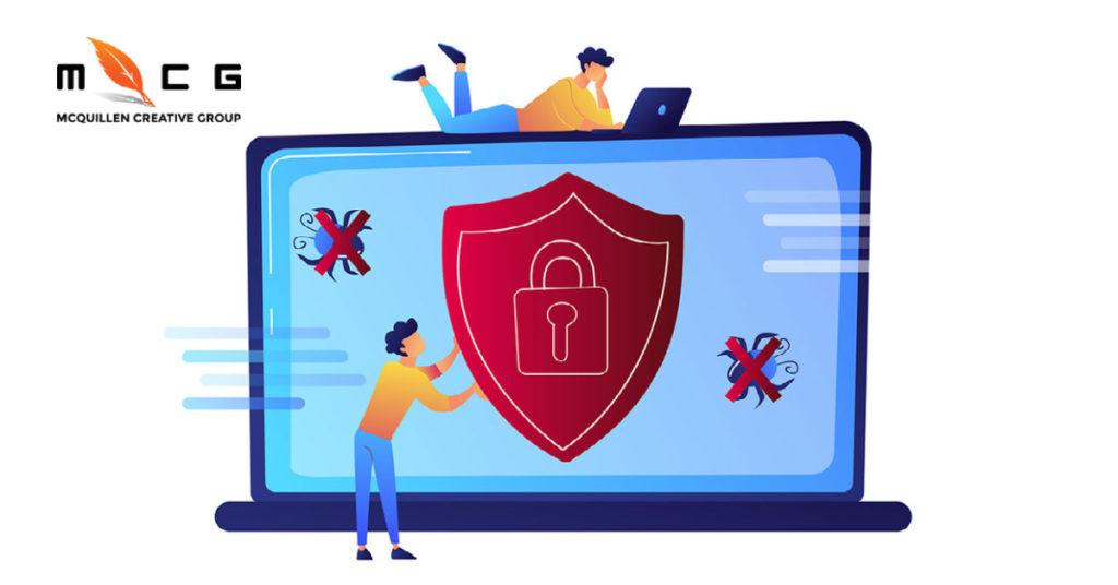 new website security
