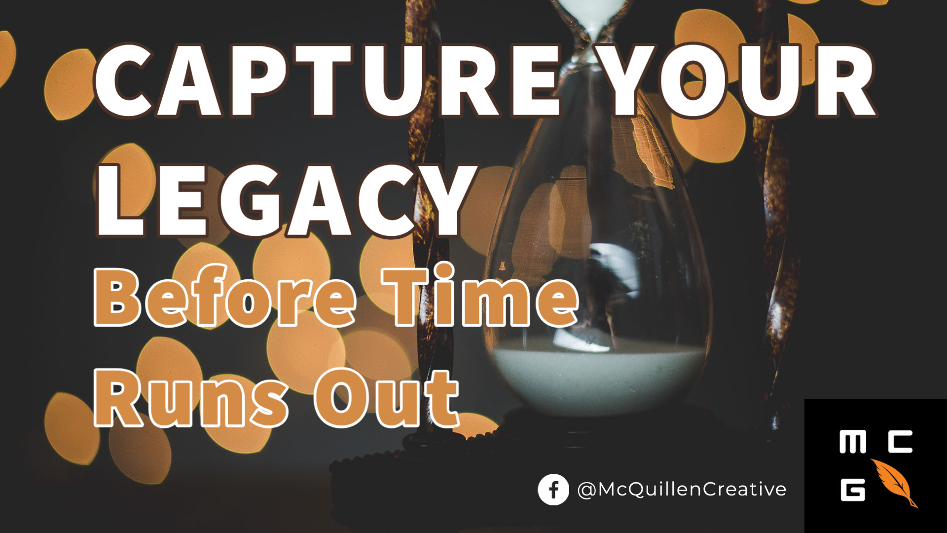 Legacy Video Production with MCG