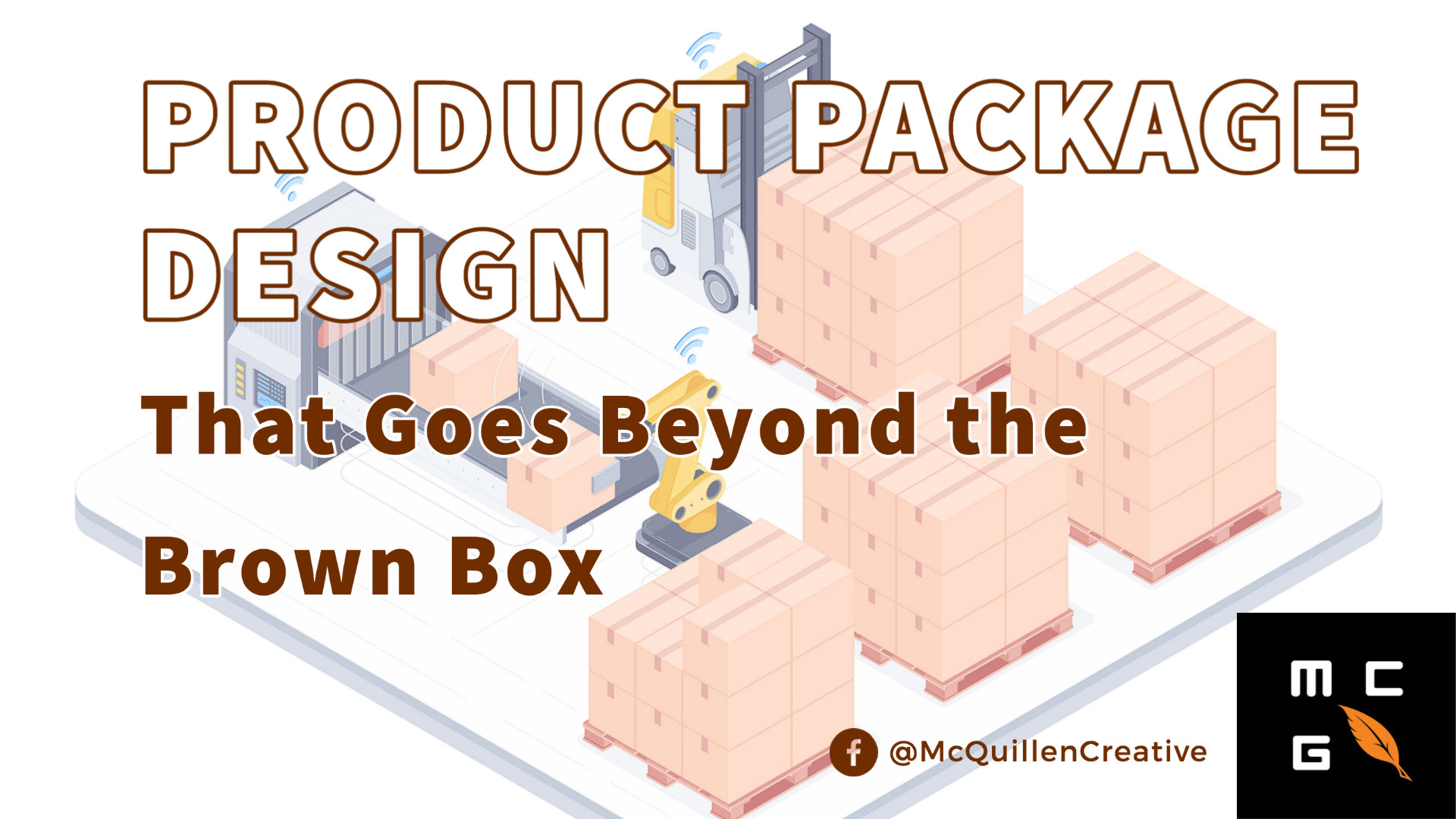 Product Packaging with MCG