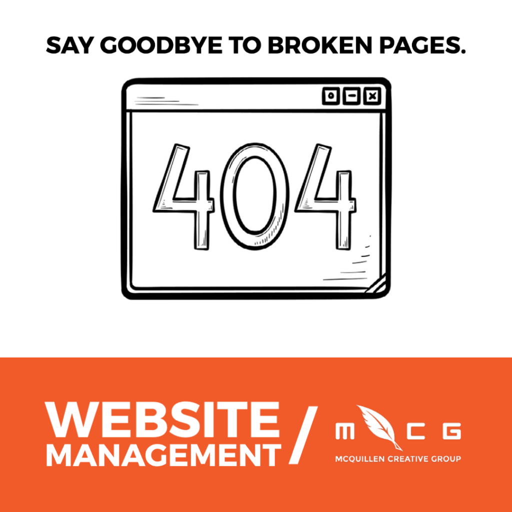 Reliable and local website managers